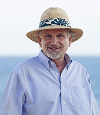 Joseph Tyson at Pedregal Beach, Cabo San Lucas, October 2012